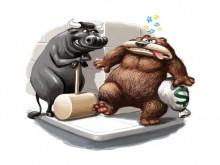 Cổ phiếu lớn phân hóa, thị trường biến động giằng co