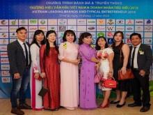 Đại Thành Công Group: Top 10 Thương hiệu dẫn đầu Việt Nam năm 2018