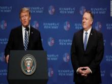 Tổng thống Donald Trump họp báo sau Thượng đỉnh Mỹ-Triều