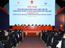 Bình Dương đăng cai Hội nghị tham vấn các nhà đầu tư nước ngoài