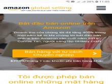 Cục Xúc tiến thương mại và Amazon hỗ trợ  DNVVN tại Việt Nam xuất khẩu thông qua thương mại điện tử