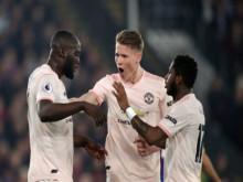 Bắn hạ Palace, Man Utd đã tìm ra