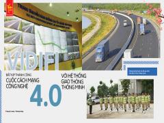 VIDIFI: Bắt kịp thành công cuộc cách mạng công nghệ 4.0 với hệ thống giao thông thông minh