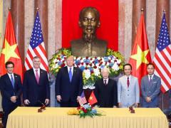 Boeing ký kết hợp đồng hơn 15 tỷ USD với hai hãng hàng không Việt Nam