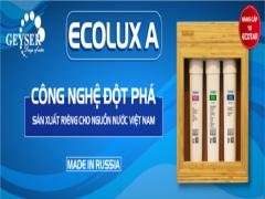 Ra mắt nhà phân phối độc quyền máy lọc nước Geyser tại Việt Nam & khu vực Đông Dương