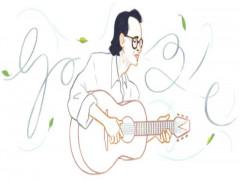 Trịnh Công Sơn - người Việt đầu tiên được Google Doodles vinh danh