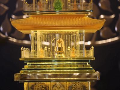 Đầu xuân, hành hương lên đỉnh Fansipan chiêm bái xá lợi Phật