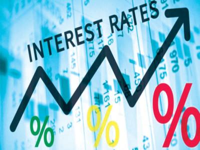 Lãi suất ngân hàng đang giảm