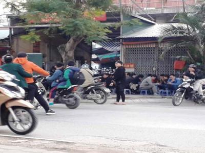 Hà Nội: Phường Liễu Giai bất lực hay làm ngơ cho bãi xe  hoạt động sai phép?