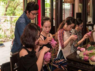 Chàng trai Hà Nội khởi nghiệp thành công với trà Việt