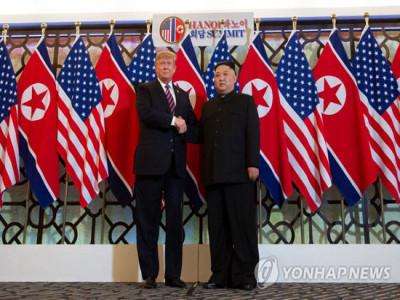 Chủ tịch Kim và Tổng thống Trump sẽ ký Tuyên bố chung ở Hà Nội