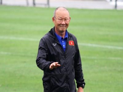 HLV Park Hang Seo triệu tập cầu thủ cho U23 Việt Nam