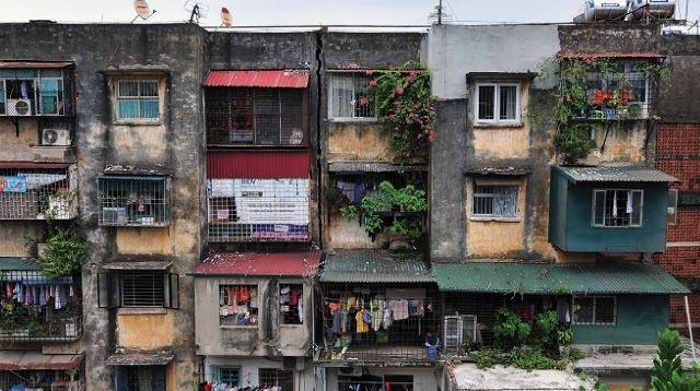 Giải pháp di dời khẩn cấp người dân ra khỏi chung cư cũ nguy hiểm