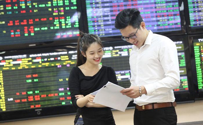 Chứng khoán Việt hút vốn ngoại