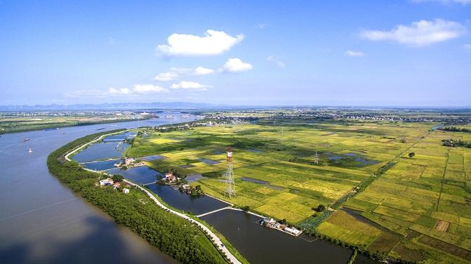 Quảng Yên - Thủ phủ xưa và thị xã hiện đại ngày nay