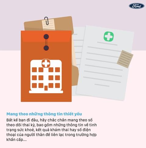 Ford chia sẻ kỹ năng lái xe an toàn cho phụ nữ mang thai