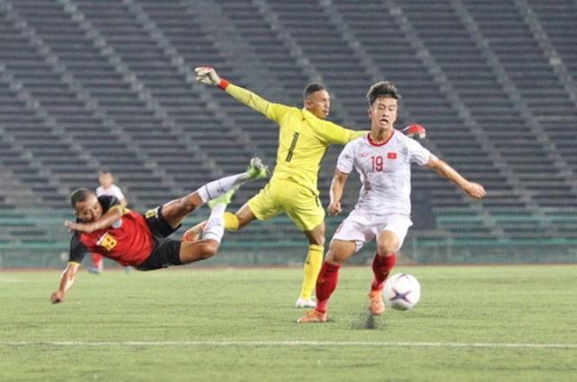 U22 Việt Nam đã sẵn sàng đối đầu Thái Lan tại AFF Cup