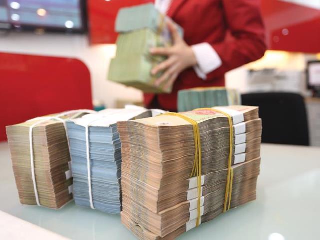 Lãi suất tiền gửi tăng mạnh