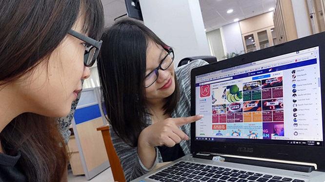 80% số nữ doanh nhân trực tuyến kinh doanh bằng nguồn vốn cá nhân