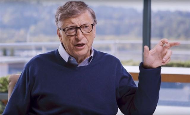 """Bill Gates: """"Tiền giúp tôi hạnh phúc hơn"""""""