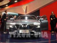 Ô tô VinFast sắp chạy thử nghiệm ở châu Âu