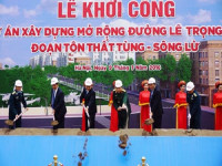 Sai phạm của Công ty CP Bê tông Hà Thanh tại Dự án xây dựng tuyến đường Lê Trọng Tấn đã bị xử lý?
