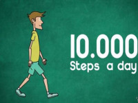 Mỗi ngày đi bộ tới 10.000 bước có tốt cho sức khỏe hay không?