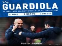 Man City nghiền nát Schalke 7-0, Pep Guardiola bất ngờ chê học trò