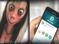Nhân vật kinh dị Momo đe dọa thương hiệu doanh nghiệp