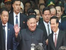Hôm nay, Chủ tịch Triều Tiên Kim Jong Un bắt đầu thăm Việt Nam