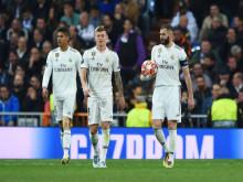 Real Madrid thảm bại ở Champions League: Có một vị vua vừa băng hà