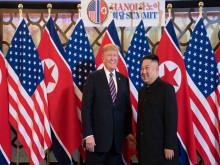 Thư ký báo chí Nhà Trắng nói Trump sẽ không phạm sai lầm với Triều Tiên