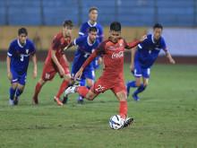 U23 Việt Nam - U23 Brunei: Bước chạy đà đầu tiên