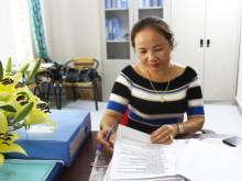 Doanh nhân Tạ Thị Hoa: Hạnh phúc từ sự chia sẻ