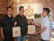 Tận hưởng giá trị thật của từng hương vị Cà phê khi sử dụng sản phẩm của HH COFFEE