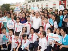 Thủ tướng phát động năm an toàn cho phụ nữ và trẻ em