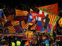 Những khoảnh khắc Messi nhấn chìm Lyon và đưa Barcelona vào tứ kết