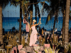 Lễ cưới cặp đôi tỷ phú Ấn Độ- Một phiên bản Gatsby vĩ đại