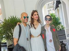 Cận cảnh dàn người mẫu Ý đón khách đến dự đám cưới tỷ phú Ấn Độ tại JW Marriott Phu Quoc Emerald Bay