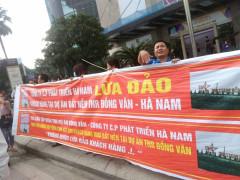 Dự án TNR Stars Đồng Văn: Khách hàng tố chủ đầu tư thất hứa, chiếm dụng vốn
