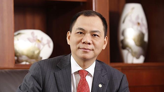 Ông Phạm Nhật Vượng rút khỏi vị trí Chủ tịch Vinhomes