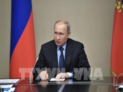 Tổng thống Nga phê chuẩn dự luật chống nạn tin giả