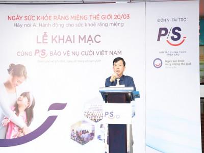 """Bệnh viện Răng Hàm Mặt TP.HCM phối hợp """"Cùng P/S bảo vệ nụ cười Việt Nam"""""""