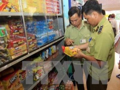 Hà Nội xử lý gần 1.400 vụ gian lận thương mại