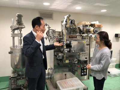 Đại sứ DN Lê Thị Hạnh kết nối công nghệ Nhật Bản làm đẹp không can thiệp tới Natural Spa