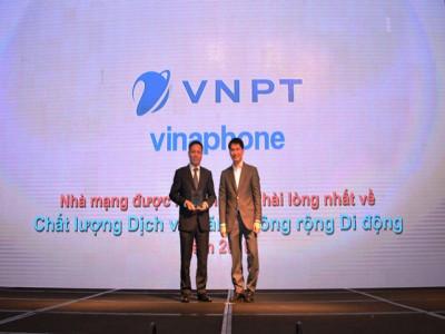 VinaPhone khẳng định chất lượng 3G/4G vượt trội