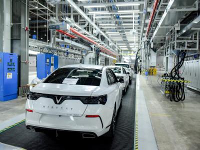 VinFast đưa 155 ôtô đi 14 nước để thử nghiệm
