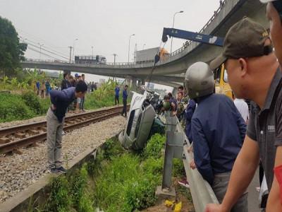Hải Dương: 8 ngày, chưa đầy 300m đường, 5 người chết, 3 người bị thương vì tàu hỏa