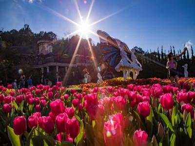 Sun World Ba Na Hills và hành trình