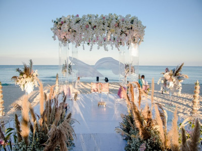Ngành du lịch Việt Nam thấy gì từ các đám cưới triệu đô của các tỷ phú thế giới?